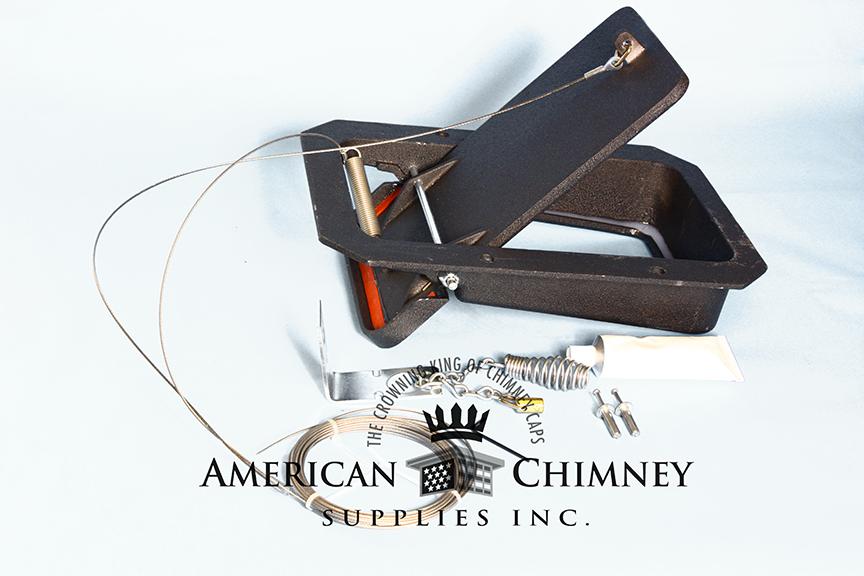 Image Result For Top Sealing Chimney Damper