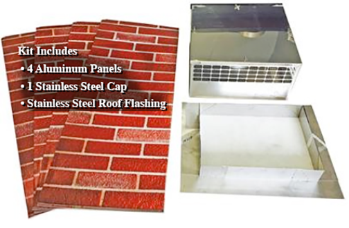 Chimney Housings American Chimney Supplies